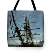 Hms Surprise Tote Bag
