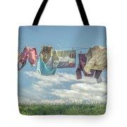 Hobbit Clothes Tote Bag