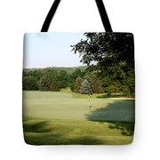 Hobbits Glen - 17th - Waiting For The Birdies Tote Bag