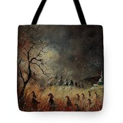 Hobglobins At Night Tote Bag
