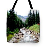Hobock Canyon Tote Bag