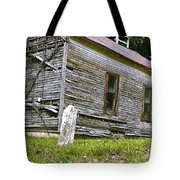 Hocking Hills Church Tote Bag