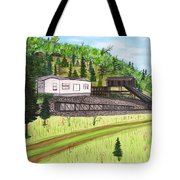 Hocking Valley Mine Tote Bag