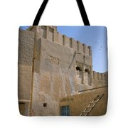 Hofuf Alley Tote Bag