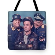 Hogan's Heroes Tote Bag