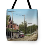 Hoggs Hollow Toronto 1920 Tote Bag