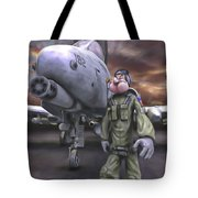 Hogman Tote Bag