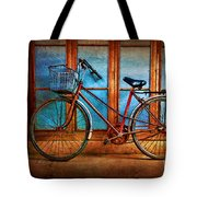 Hoi An Bike Tote Bag