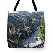 Hoi An Rooftops 01 Tote Bag