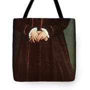 Holbein Christina Of Denmark- Duchess Of Milan 1538 Nation Hans The Younger Holbein Tote Bag