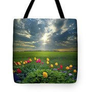 Hold Fast What Is Good Tote Bag
