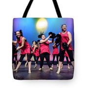 Hold My Hand 8 Tote Bag