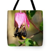 Hold On Tight Tote Bag