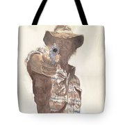 Hold Up Tote Bag