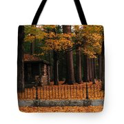 Holderness Cemetery Tote Bag