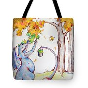 Holding Onto Summer Tote Bag