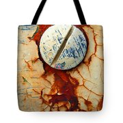 Holding Things Together Tote Bag