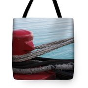 Holding Tight Tote Bag
