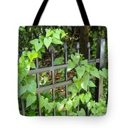 Holding To The Vine Tote Bag