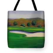 Hole 1 Great Beginnings Tote Bag