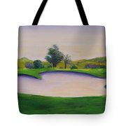 Hole 2 Nuttings Creek Tote Bag