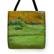 Hole 4 Outward Bound Tote Bag