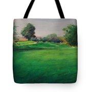 Hole 6 Natures Kiss Tote Bag