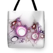 Hole To Hole Tote Bag