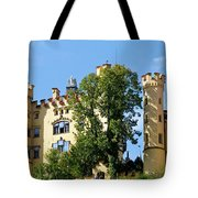 Holenschwangau Castle 2 Tote Bag