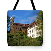 Holenschwangau Castle 3 Tote Bag