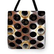 Holes Tote Bag
