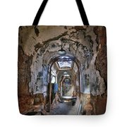 Holes In The Walls Tote Bag