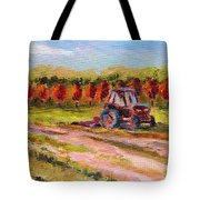 Holicong Road Farm Tote Bag