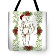 Holiday Angel II - Holiday Cards Tote Bag