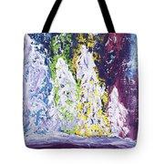Holiday Blanket Tote Bag