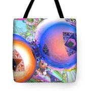 Holiday Celebrations Tote Bag