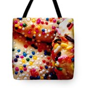 Holiday Cookies Tote Bag