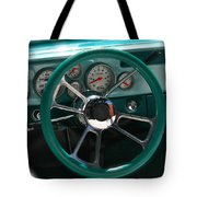 Holiday Drive Tote Bag