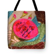 Holiday Ham Tote Bag