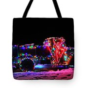 Holiday Harvester #9382 Tote Bag