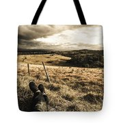 Holiday In Tasmania Tote Bag
