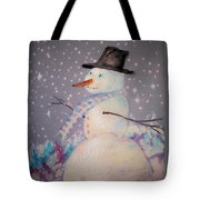 Holiday Magic Tote Bag