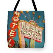 Holiday Motel, Las Vegas Tote Bag