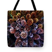 Holiday Pinecones #2 Tote Bag