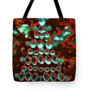 Holiday Shine 3 Tote Bag