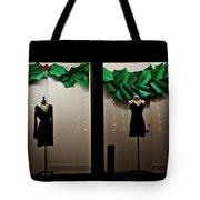 Holiday Window Fashion Tote Bag