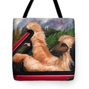 Holiday's Forever Tote Bag by Terry  Chacon