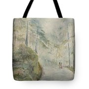 Holidays In Shimla Tote Bag