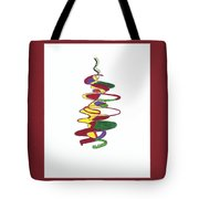 Holidays Tote Bag by Mary Zimmerman