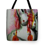 Holistic Gestation Iv Tote Bag